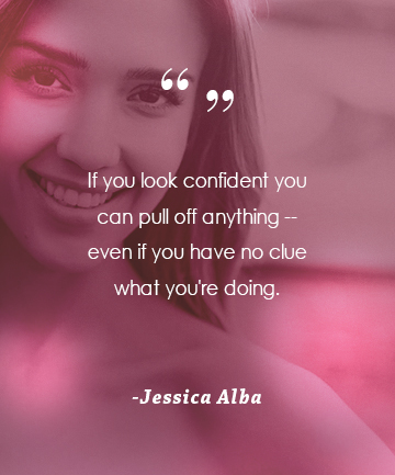 Quotes about being confident women