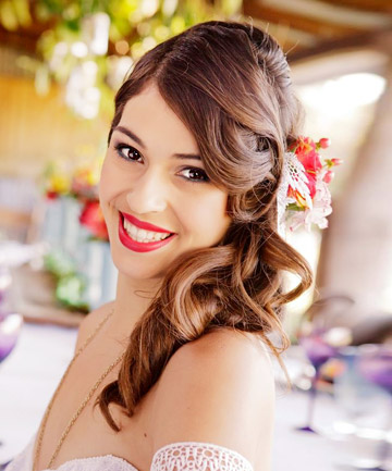 Mexican Wedding Hairstyles