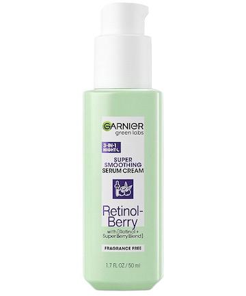Garnier Green Labs Retinol-Berry Night Serum Cream
